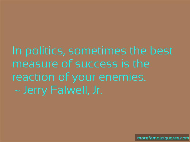 Jerry Falwell, Jr. Quotes Pictures 4