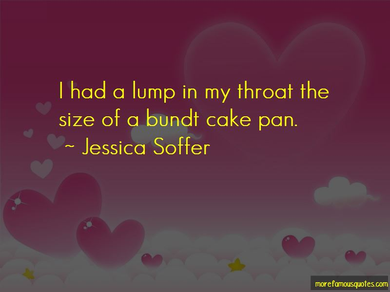 Jessica Soffer Quotes Pictures 4