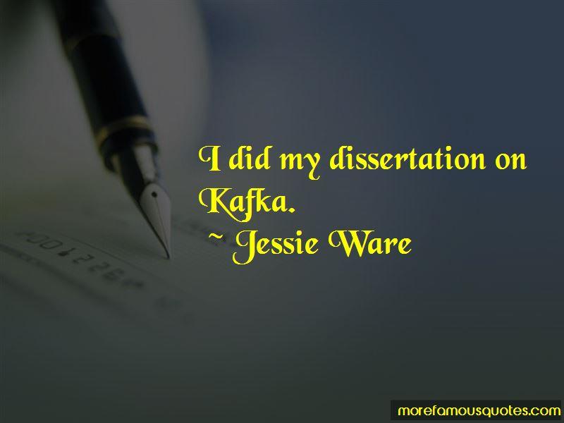 Jessie Ware Quotes Pictures 2
