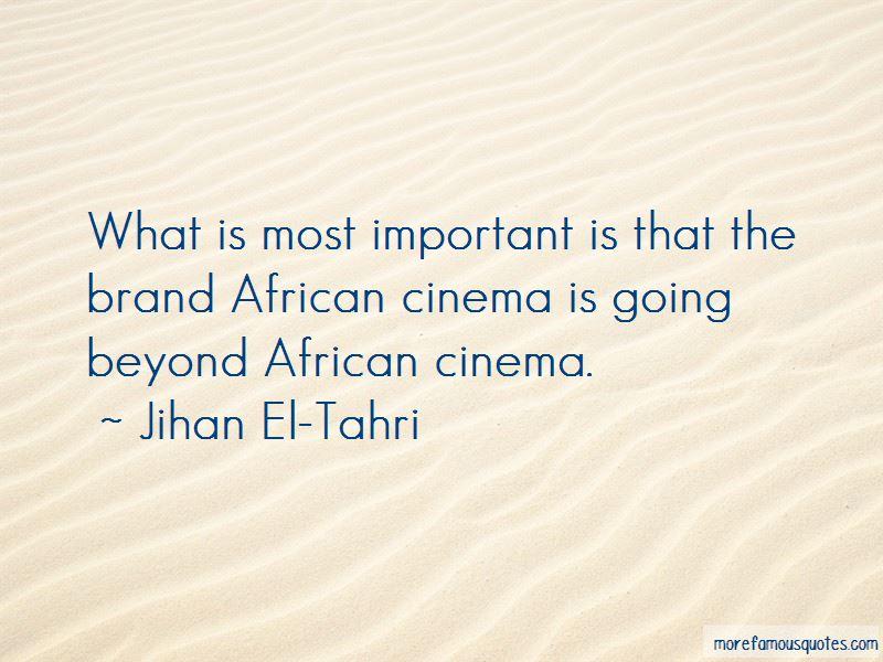 Jihan El-Tahri Quotes Pictures 3