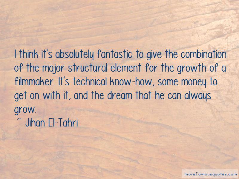 Jihan El-Tahri Quotes