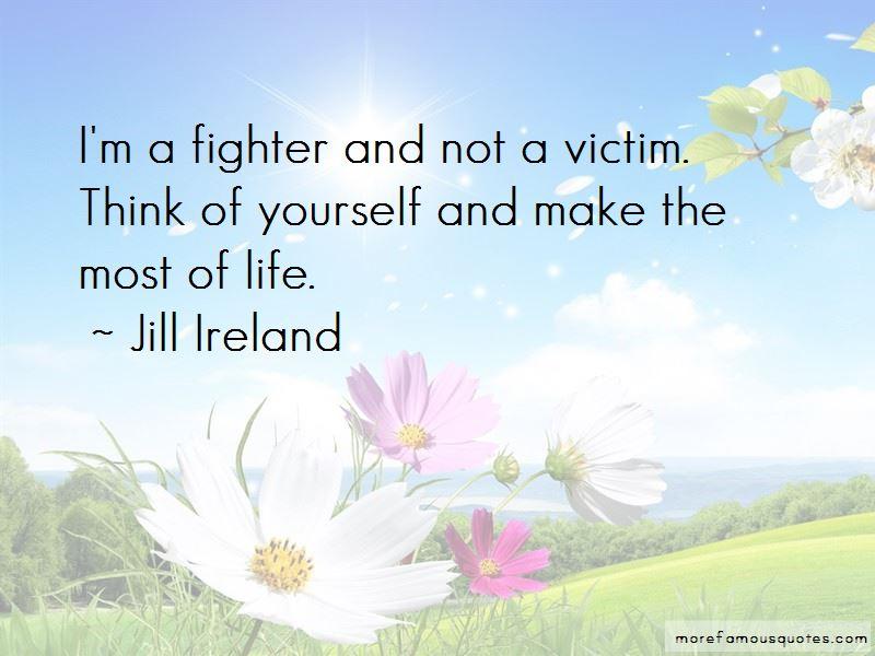 Jill Ireland Quotes