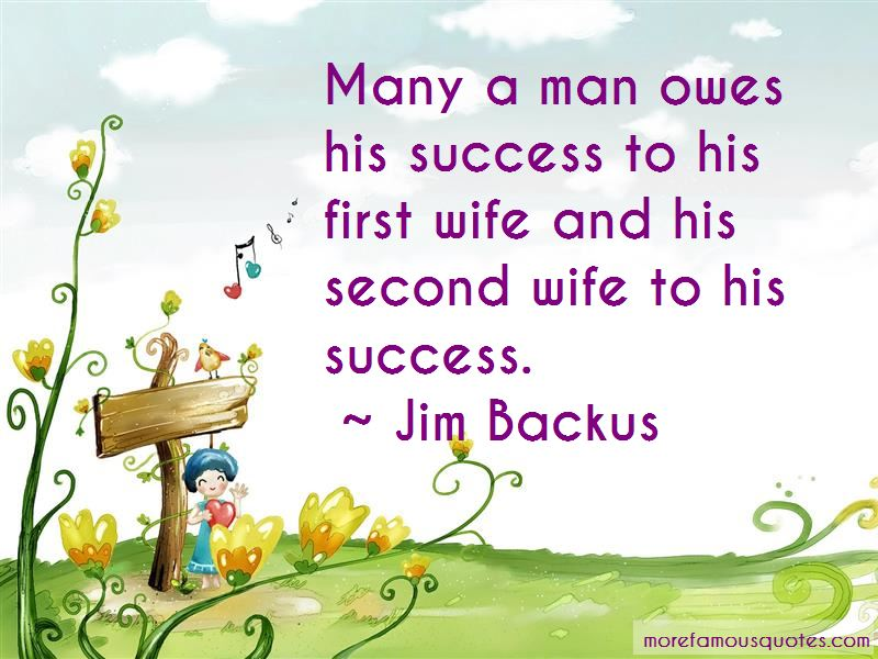 Jim Backus Quotes Pictures 2
