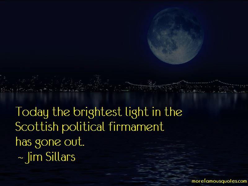 Jim Sillars Quotes