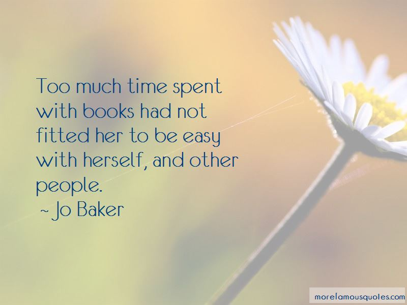 Jo Baker Quotes Pictures 3