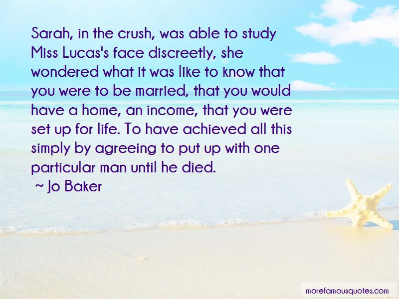 Jo Baker Quotes Pictures 4