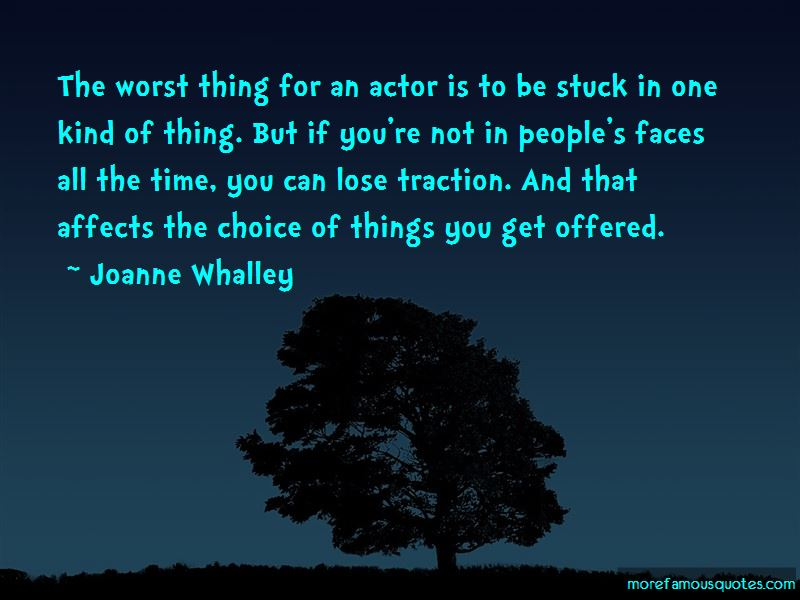Joanne Whalley Quotes Pictures 3