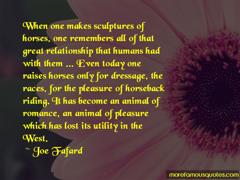 Joe Fafard Quotes Pictures 3