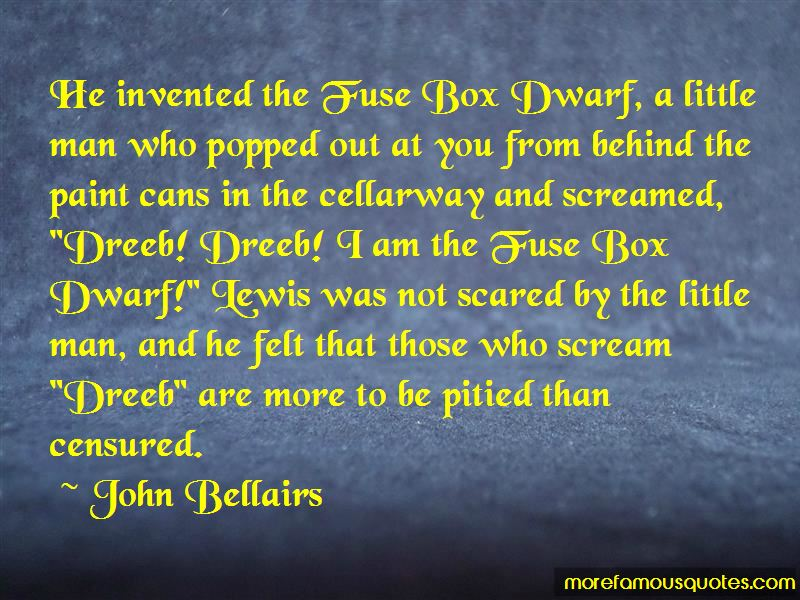 John Bellairs Quotes Pictures 2