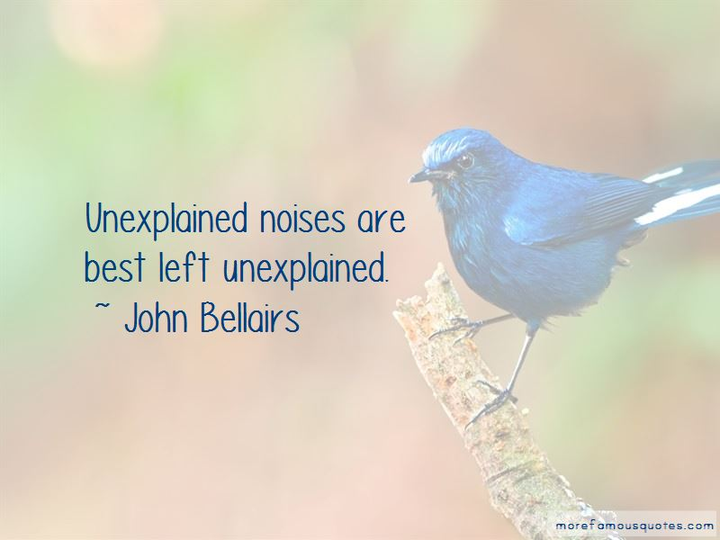 John Bellairs Quotes Pictures 3