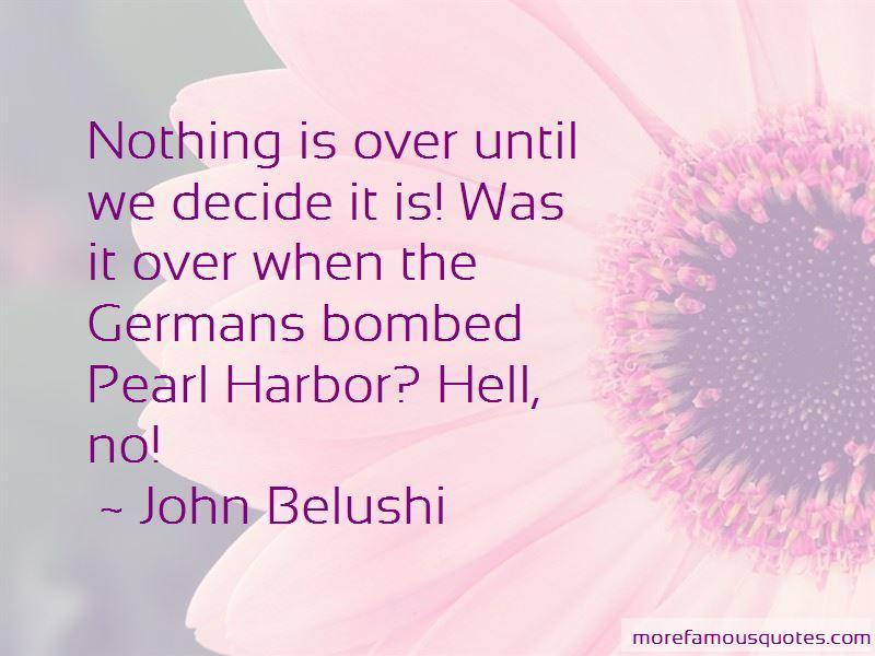 John Belushi Quotes