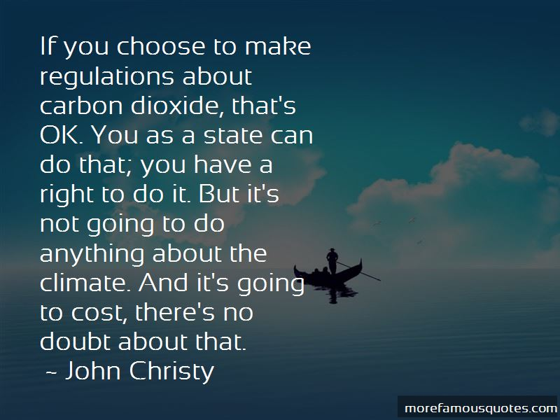 John Christy Quotes