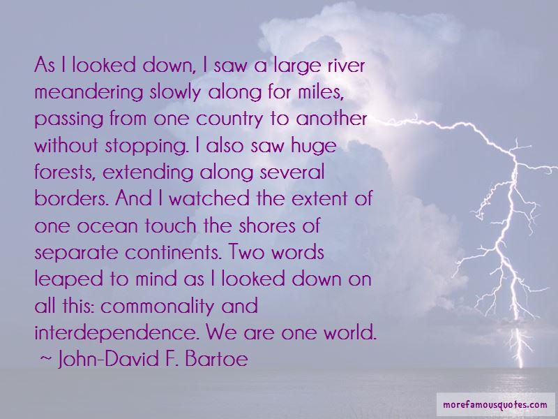 John-David F. Bartoe Quotes