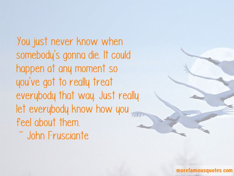 John Frusciante Quotes