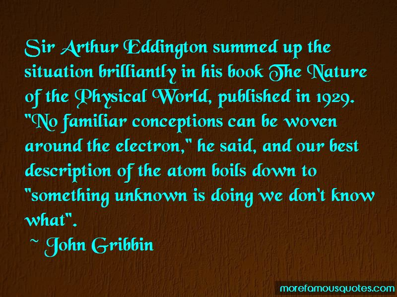 John Gribbin Quotes Pictures 3