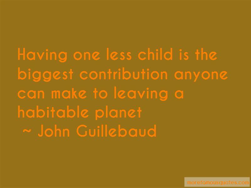 John Guillebaud Quotes Pictures 2