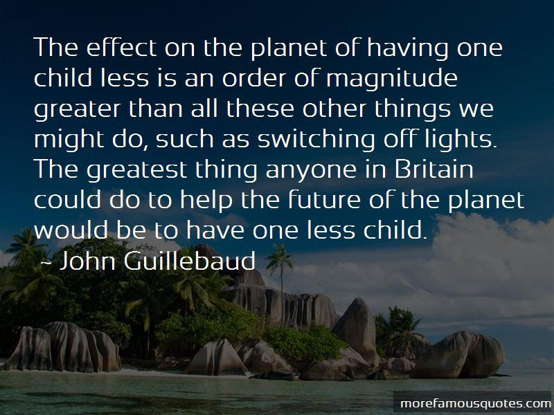 John Guillebaud Quotes Pictures 3