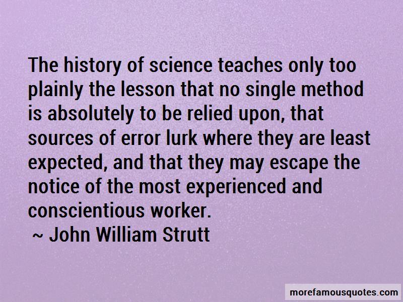 John William Strutt Quotes Pictures 3