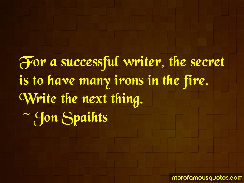 Jon Spaihts Quotes Pictures 2