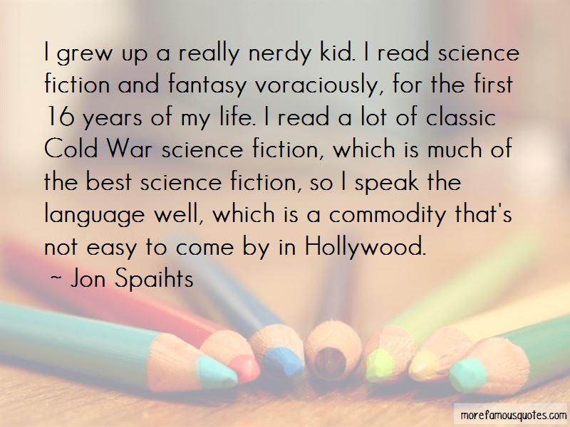 Jon Spaihts Quotes Pictures 4