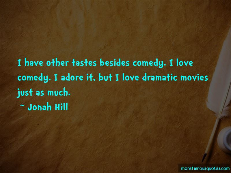 Jonah Hill Quotes Pictures 2