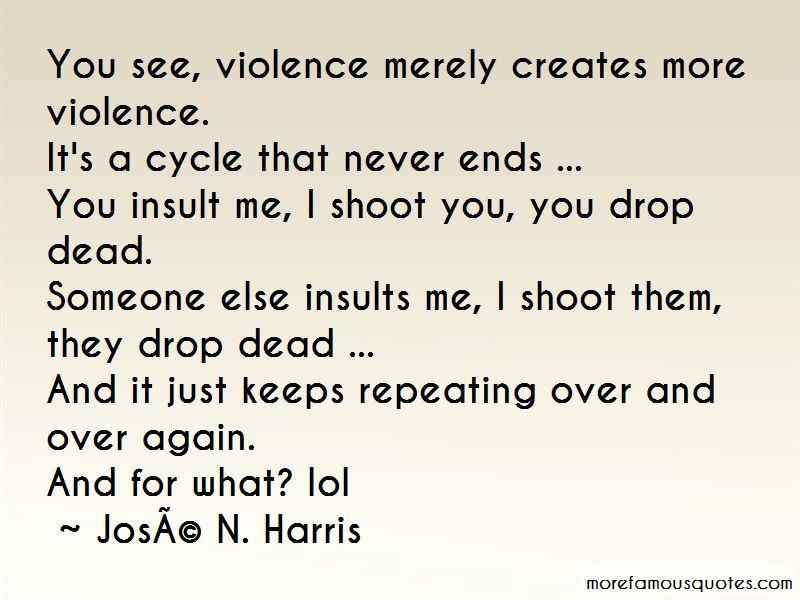 Jose N. Harris Quotes