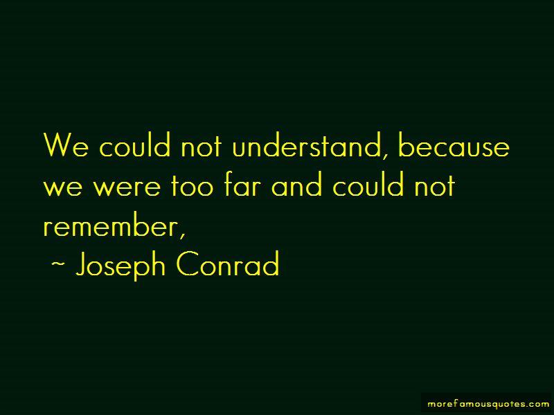 Joseph Conrad Quotes Pictures 2