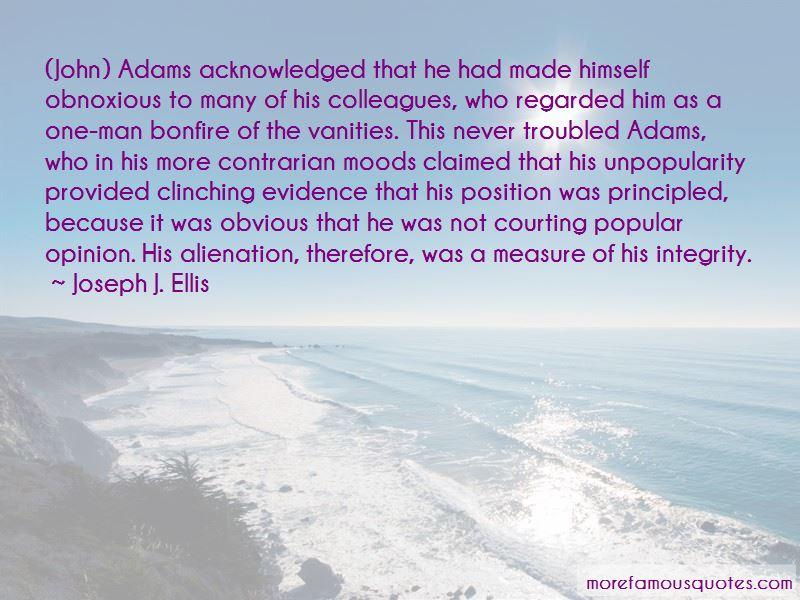 Joseph J. Ellis Quotes Pictures 3