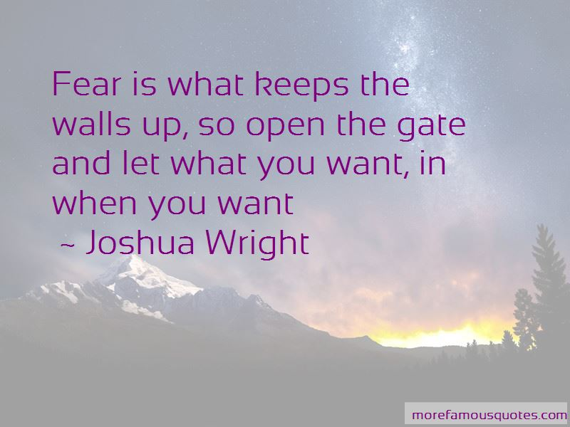 Joshua Wright Quotes Pictures 4