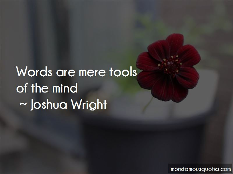 Joshua Wright Quotes Pictures 1