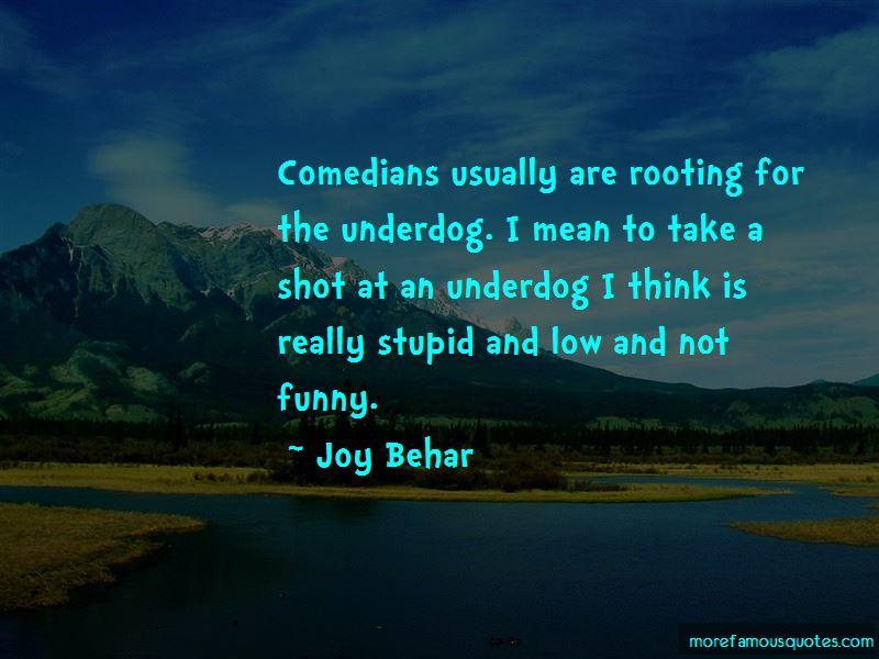 Joy Behar Quotes Pictures 2