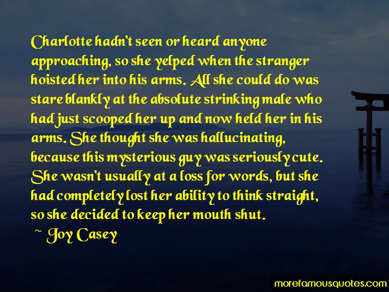 Joy Casey Quotes Pictures 2