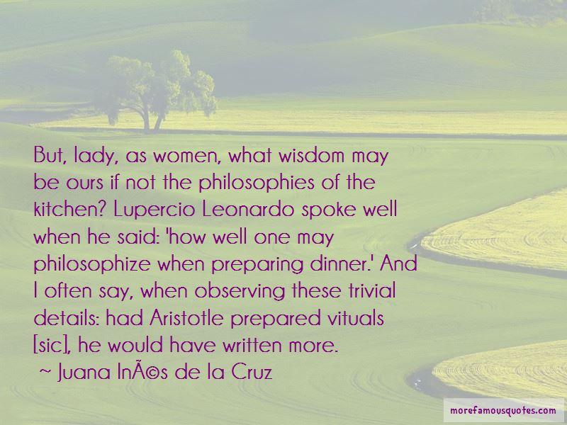 Juana Ines De La Cruz Quotes Pictures 4