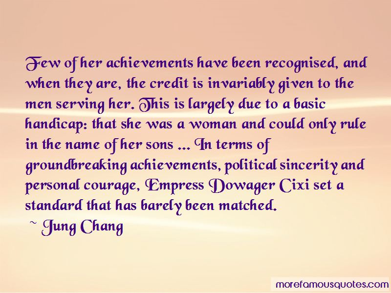 Jung Chang Quotes Pictures 2