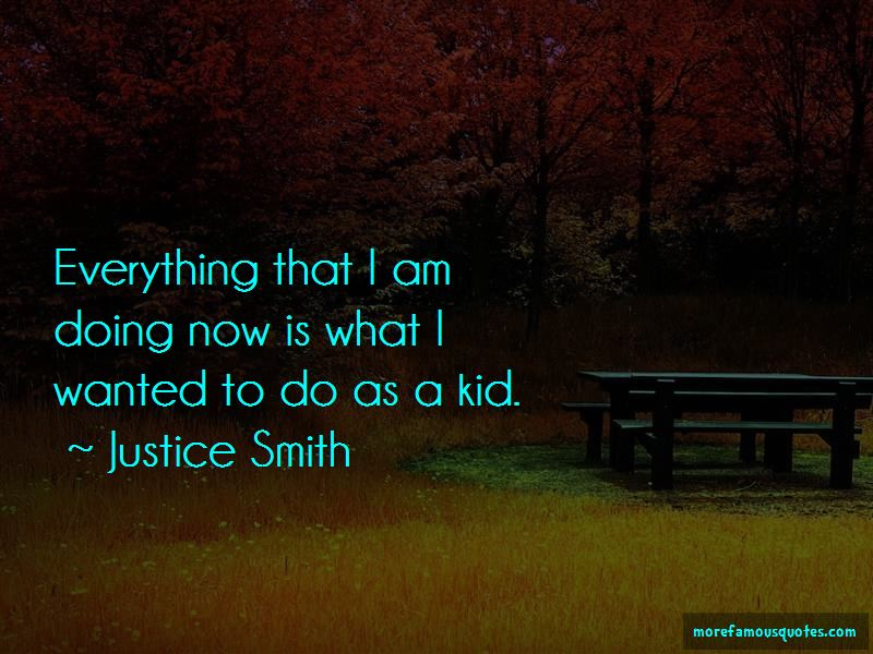 Justice Smith Quotes