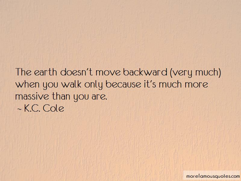 K.C. Cole Quotes Pictures 2