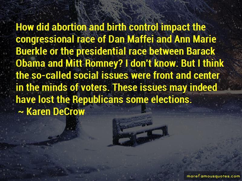 Karen DeCrow Quotes