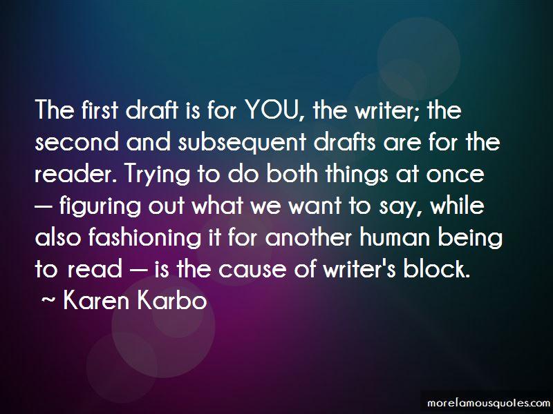 Karen Karbo Quotes Pictures 2
