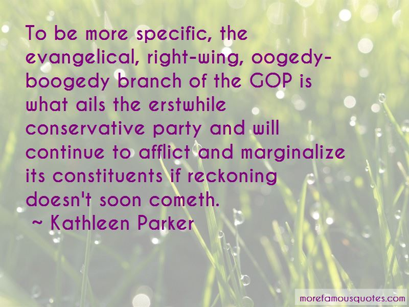 Kathleen Parker Quotes Pictures 4