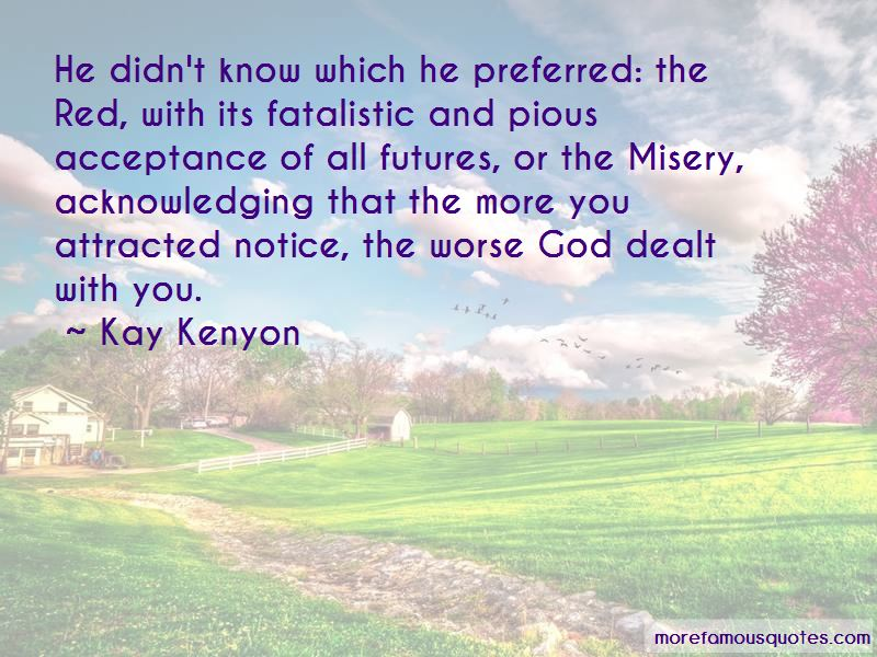 Kay Kenyon Quotes Pictures 4