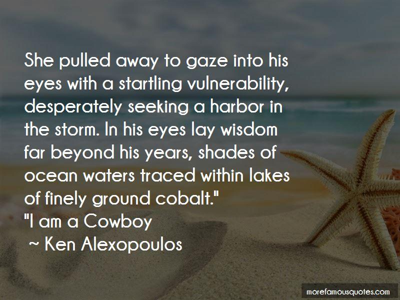 Ken Alexopoulos Quotes