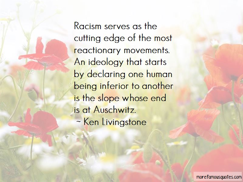 Ken Livingstone Quotes Pictures 2