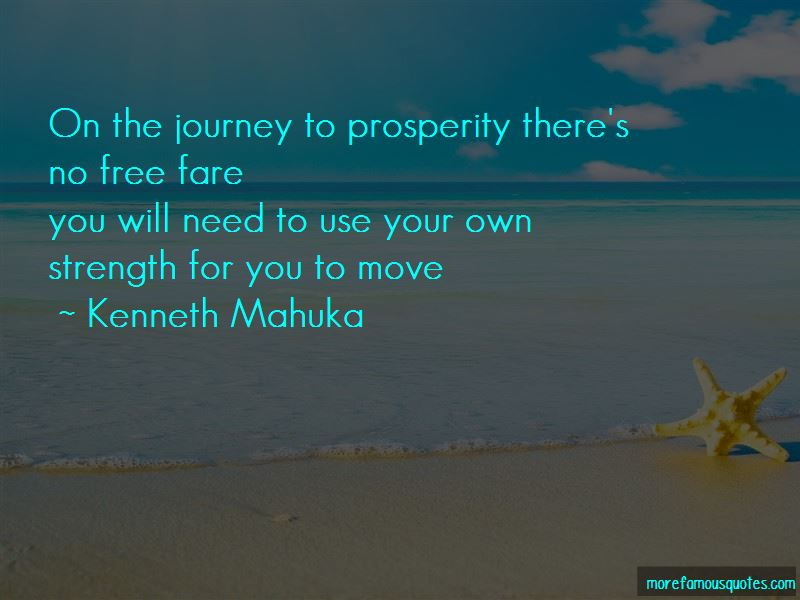 Kenneth Mahuka Quotes Pictures 2