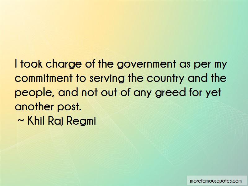 Khil Raj Regmi Quotes Pictures 2