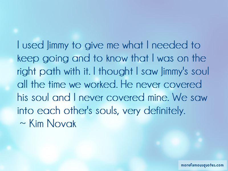 Kim Novak Quotes Pictures 4