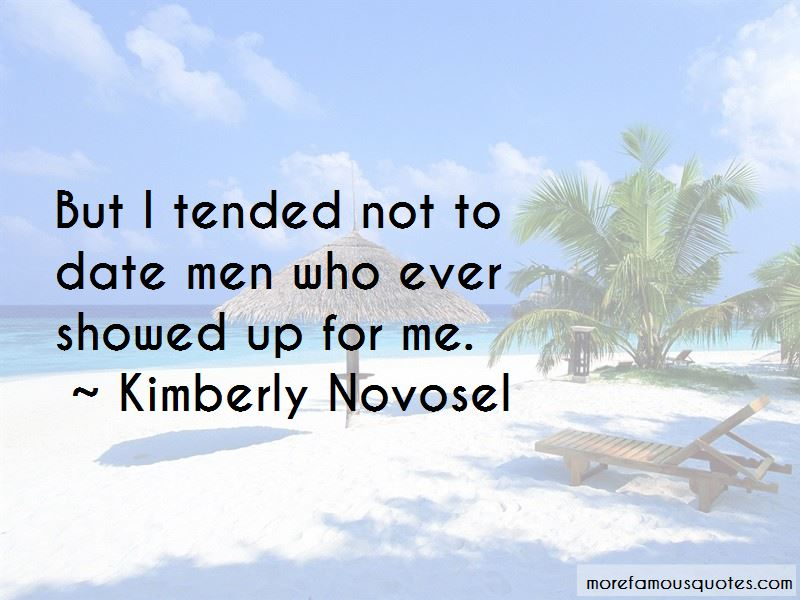 Kimberly Novosel Quotes Pictures 3
