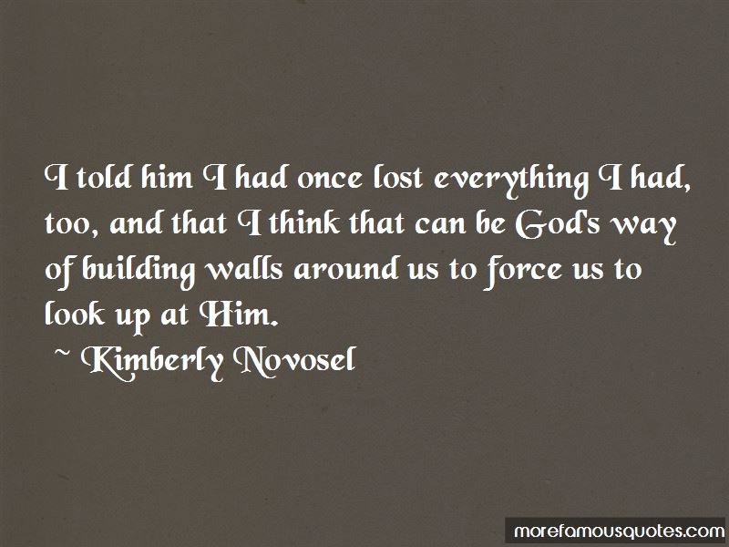Kimberly Novosel Quotes Pictures 4