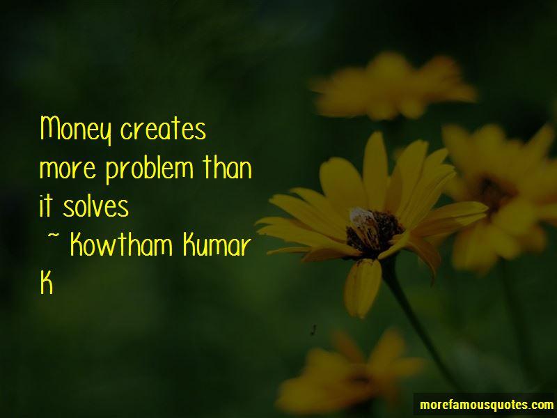 Kowtham Kumar K Quotes Pictures 3