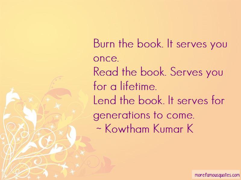 Kowtham Kumar K Quotes Pictures 4