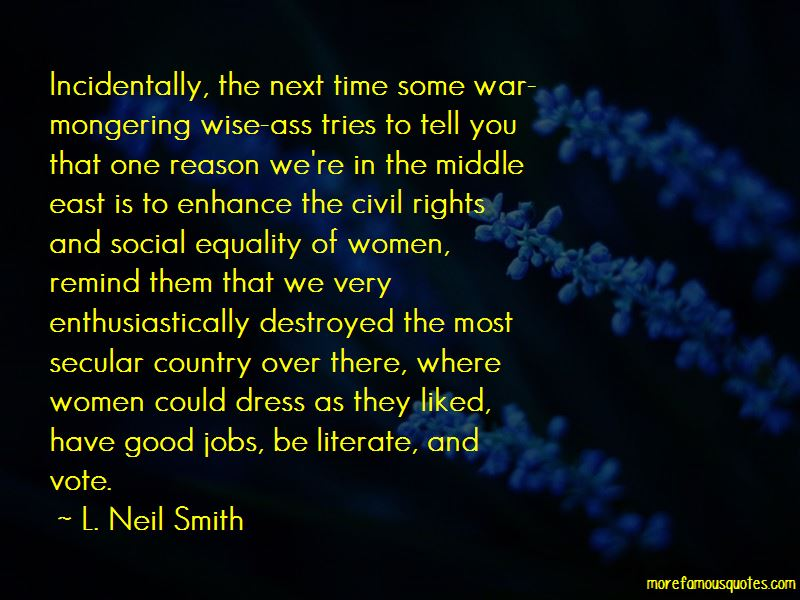 L. Neil Smith Quotes Pictures 4